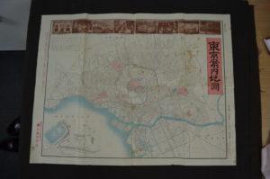 東京案内地図